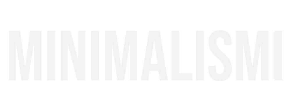 Photoframe 2018 – Minimalismi