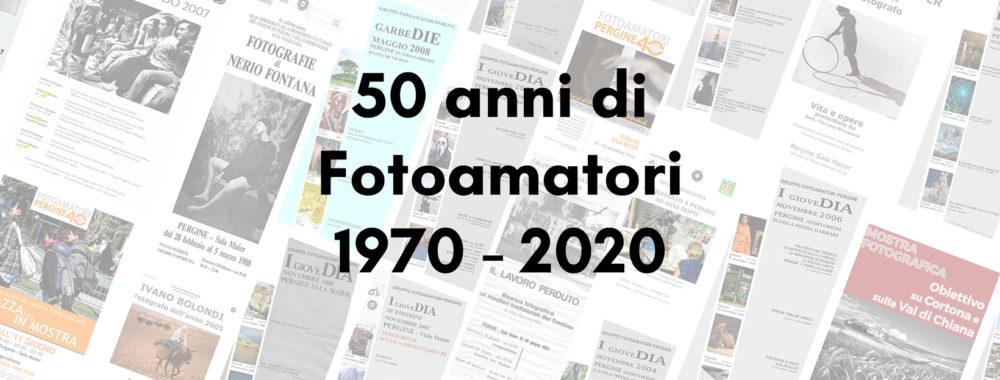 1970 – 2020 | 50 anni di Fotoamatori